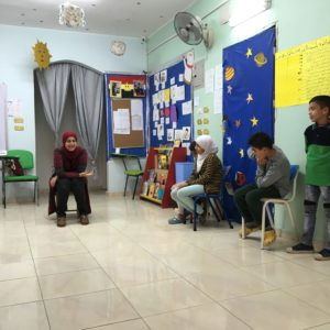 Undervisning Egypten