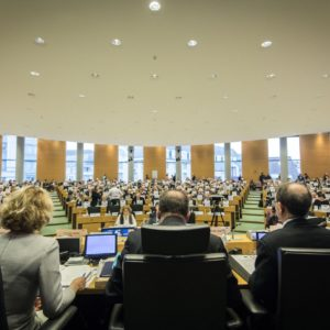CESE Session Plèniere Décembre 2019 Déclaration du président