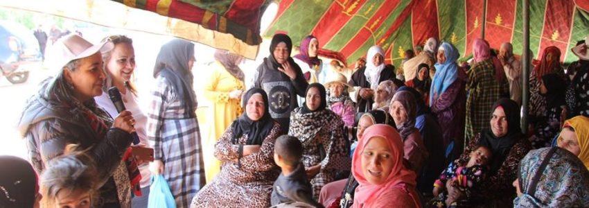 Caravane Marokko