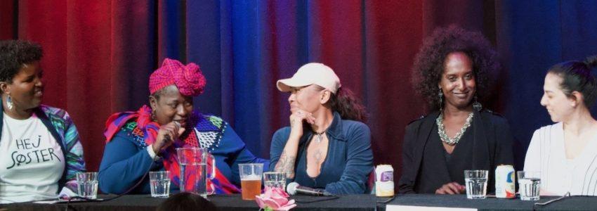 Paneldebat på Talk Town